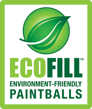 G.I. Sportz EcoFill Environment Friendly Paintballs Badge